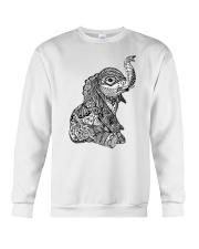 Elephant Beauty Crewneck Sweatshirt thumbnail