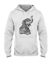 Elephant Beauty Hooded Sweatshirt thumbnail