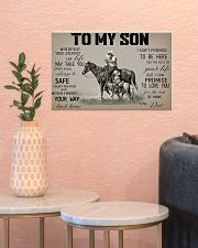 Horse To My Son 17x11 Poster poster-landscape-17x11-lifestyle-21