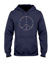 Dragonfly In My Dream For Life Hooded Sweatshirt thumbnail