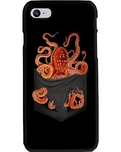 Octopus Inside Pocket