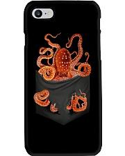 Octopus Inside Pocket  Phone Case i-phone-7-case