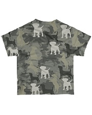 Jack Russell Camouflage All-over T-Shirt back