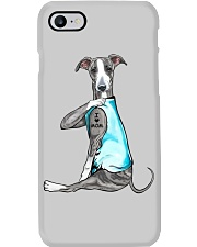 Greyhound I Love Mom Phone Case thumbnail