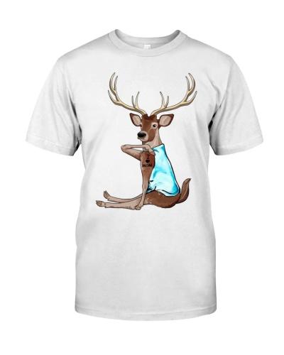 Deer I Love Mom