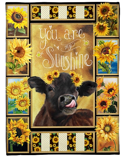 Cow You Are My Sunshine