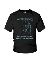Make No Mistake Youth T-Shirt tile