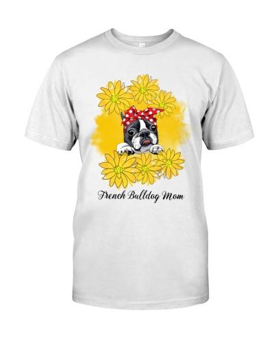 French Bulldog Wear Turban Dog FLower
