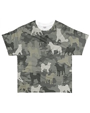 Akita Camouflage All-over T-Shirt front