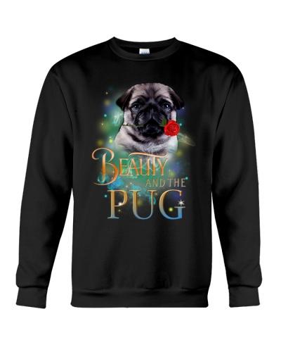 Beauty and The Pug