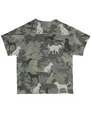 Labrador Camouflage All-over T-Shirt back