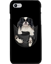 Japanese Chin Inside Pocket Phone Case thumbnail