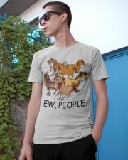 Horse Ew People Classic T-Shirt apparel-classic-tshirt-lifestyle-17