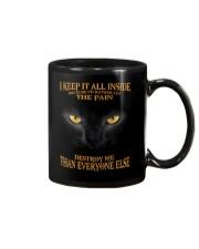 CAT - I KEEP IT ALL INSIDE Mug thumbnail