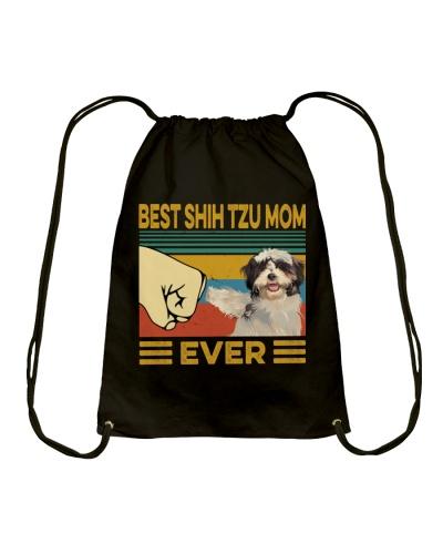 Best Shih Tzu Mom Vintage