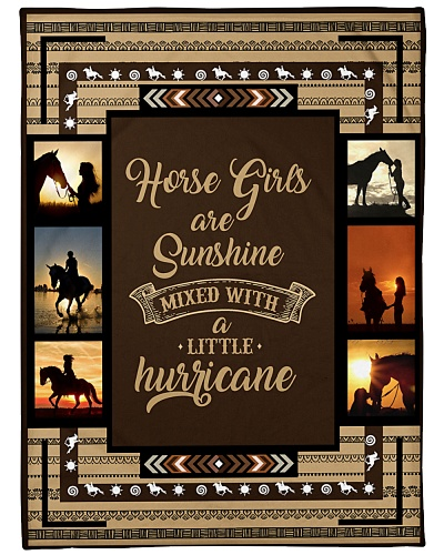 Horse Girls Are Sunshine Mixed