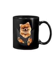 Pomeranian In Pocket Mug thumbnail