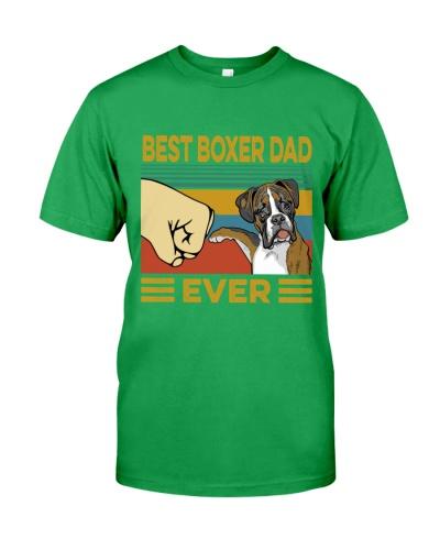 Best Boxer Dad Vintage