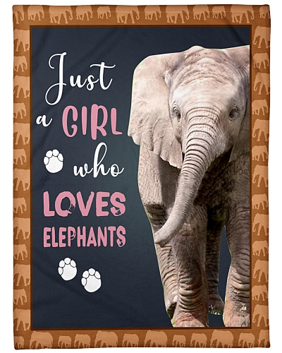 Elephant Just A Girl