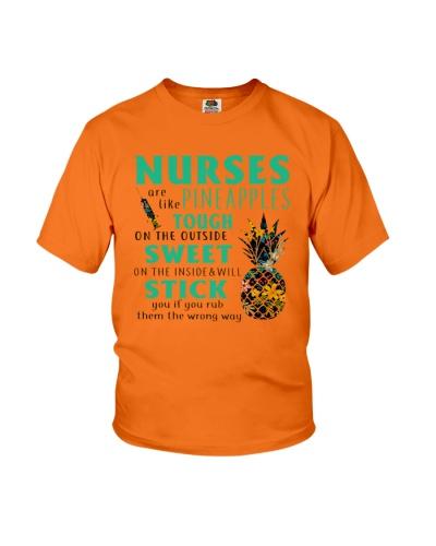 Nurse Are Like Pineapples