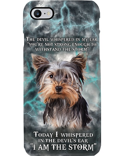 Yorkshire Terrier Just A Woman