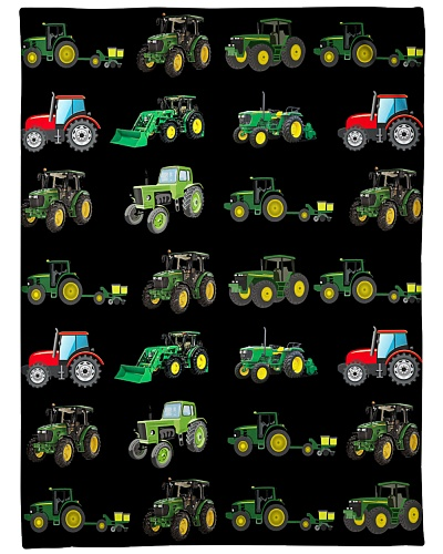 Tractor Funny Blanket Styles Graphic Design