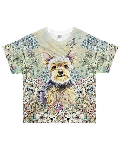 Yorkshire Terrier 3D Dog