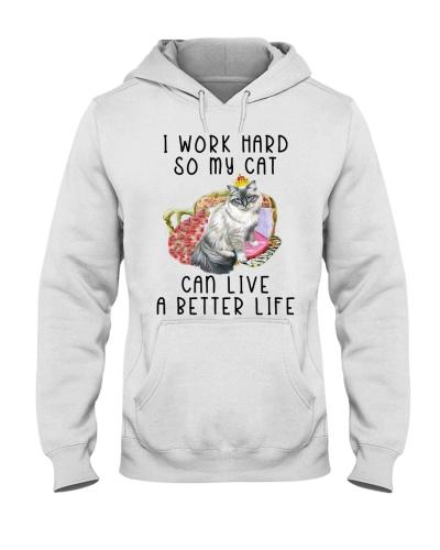Cat Live Better Life