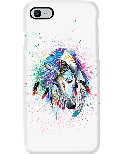 Horse Colorful