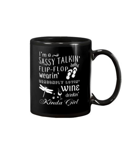 Dragonfly - I'm A Sassy Talkin
