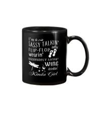 Dragonfly - I'm A Sassy Talkin Mug thumbnail