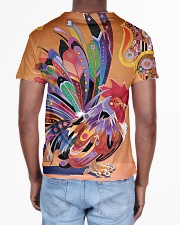 Chicken 3D All-over T-Shirt aos-all-over-T-shirt-lifestyle-back-02
