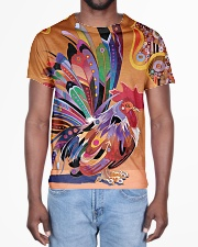 Chicken 3D All-over T-Shirt aos-all-over-T-shirt-lifestyle-front-02