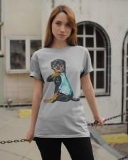 Rottweiler I Love Dad Classic T-Shirt apparel-classic-tshirt-lifestyle-19