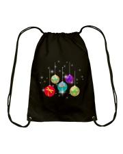Dragonfly Ball Drawstring Bag thumbnail