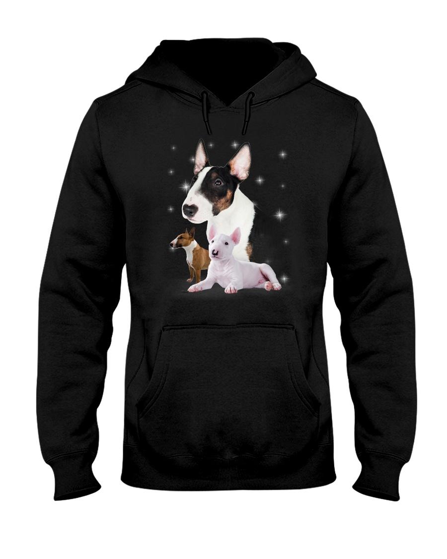 Bull terier Beauty Hooded Sweatshirt