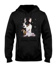 Bull terier Beauty Hooded Sweatshirt front