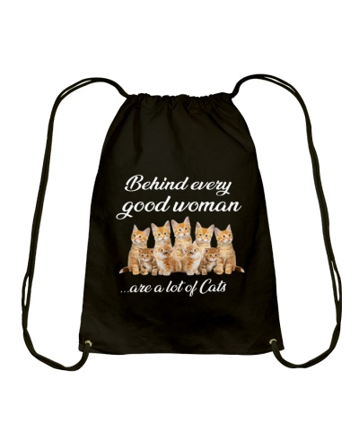 Cats Behind Every Good Woman