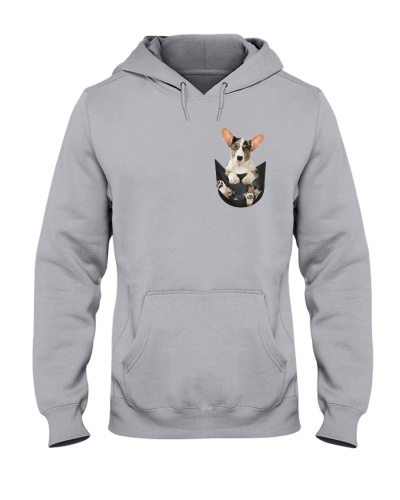 Cardigan Corgi Inside Pocket