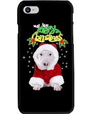 Bull Terrier Merry Xmas Phone Case thumbnail