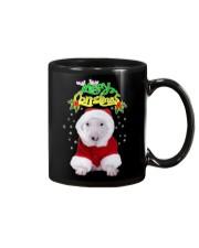 Bull Terrier Merry Xmas Mug thumbnail
