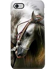 Horse White Beauty Phone Case i-phone-7-case