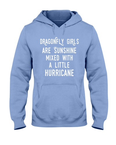 Dragonfly girls are sunshine