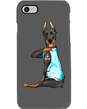 Doberman Pinschers I Love Mom Phone Case thumbnail