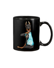 Doberman Pinschers I Love Mom Mug thumbnail