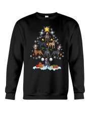 Cane Corsos Tree Xmas Crewneck Sweatshirt thumbnail