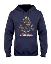 Cane Corsos Tree Xmas Hooded Sweatshirt thumbnail