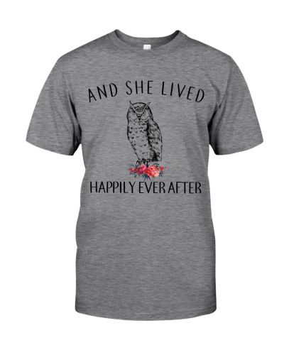 Owl Lived Happily