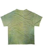 Cat Flower All-over T-Shirt back