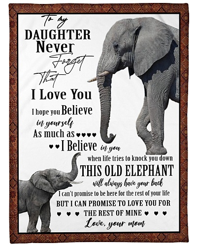 Elephant To My Daughter